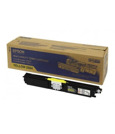 Toner Aculaser C1600 Cx16 yellow