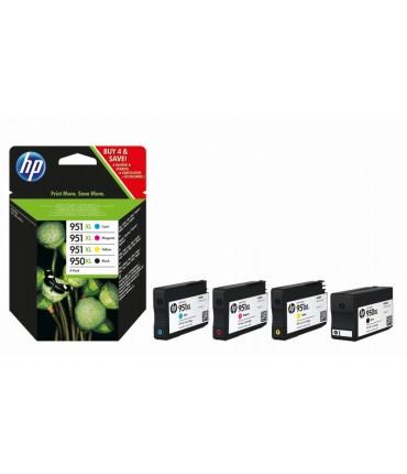 Pack 950XL - 951XL Officejet Pro 251 276 8100 8610 8620 4 couleurs