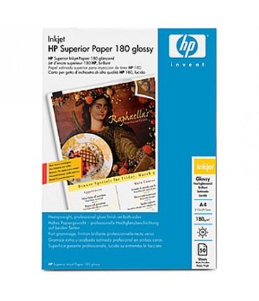 Papier photo jet d'encre glacé 180 Gr A4