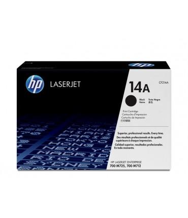Toner 14A Laserjet Entreprise 700 M712 M725 capacité standard