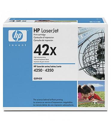 Toner Laserjet 4250 4350 Série pack de 2