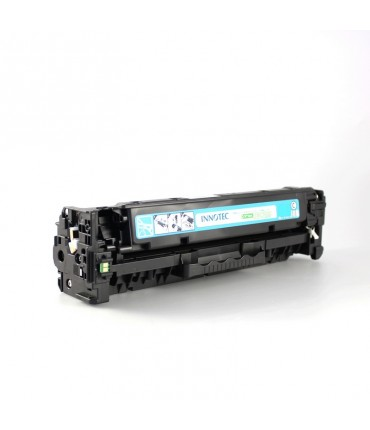 Toner compatible HP Color Laserjet CP 2025 CM 2320 cyan