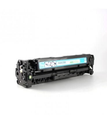 Toner compatible HP Color Laserjet CP 2025 CM 2320 cyan