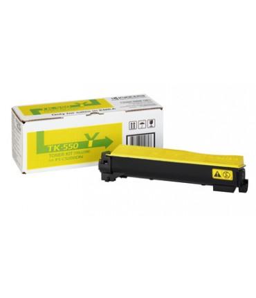 Toner FS C5200dn yellow