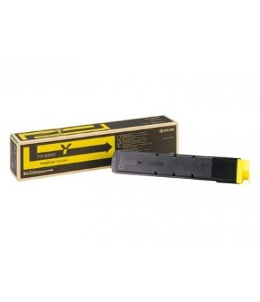 Toner Taskalfa 3050ci 3051ci 3501ci 3550ci 3551ci yellow