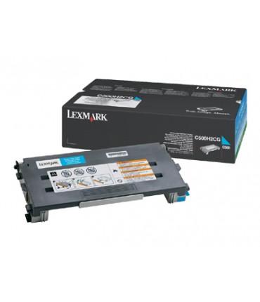 Toner C500n X500 X502 cyan LRP grande capacité