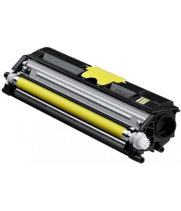 Toner Magicolor 1600 1650 1680 1690 yellow grande capacité