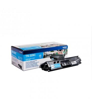 Toner HL L8350 DCP L8450 MFC L8850 cyan très grande capacité