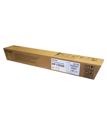Toner MP C3002 3502 yellow