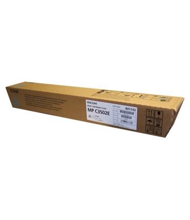 Toner MP C3002 3502 cyan