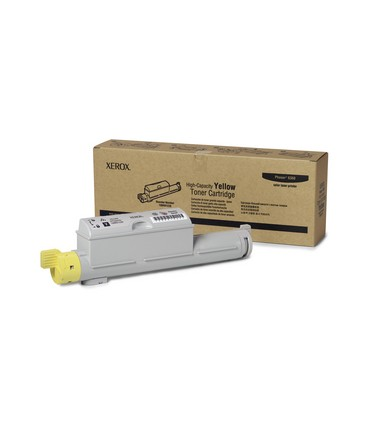 Toner Phaser 6360 grande cpacité yellow