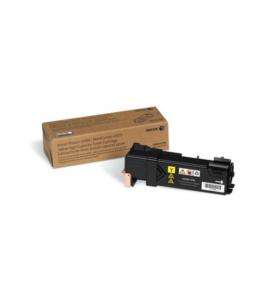 Toner Phaser 6500 Workcentre 6505 yellow