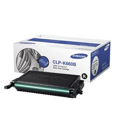 Toner CLPK660B CLP 610 660 grande capacité noir