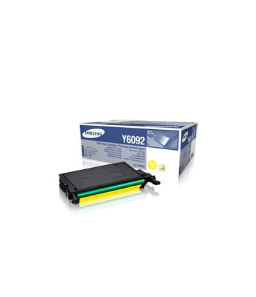 Toner CLTY6092S CLP 770 775 yellow