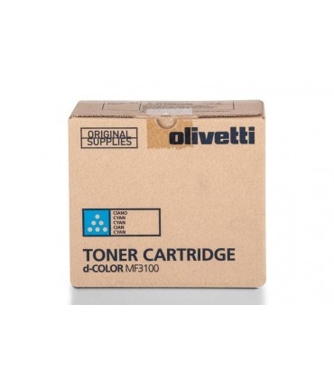 Toner D-Color MF 3100 cyan