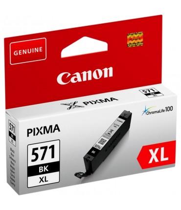 CLI571BK XL Pixma MG 5750 5751 5752 5753 6850 6851 6852 6853 7750