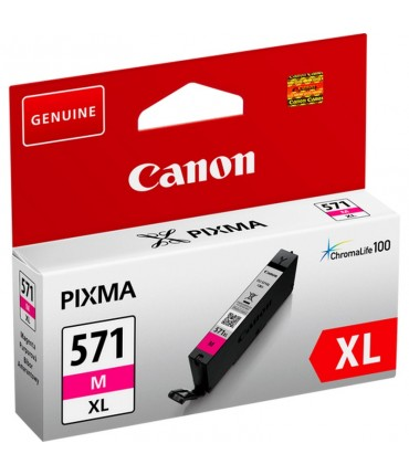 CLI571M XL Pixma MG 5750 5751 5752 5753 6850 6851 6852 6853 7750