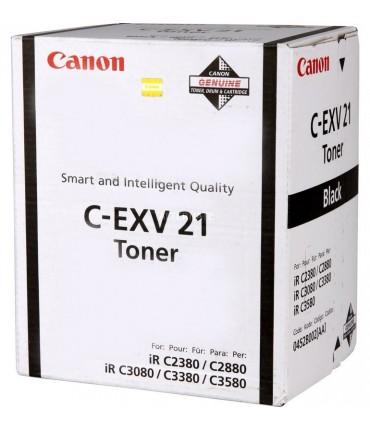 Toner C-EXV21 IRC 2380 2880 3080 3380 3380i 3580 noir