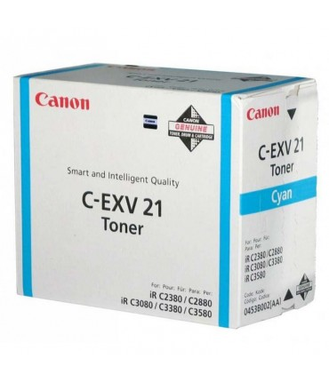 Toner C-EXV21 IRC 2380 2880 3080 3380 3380i 3580 cyan