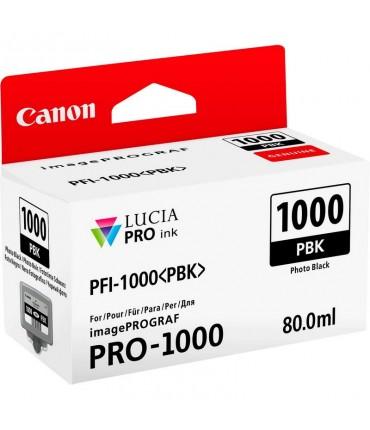 Cartouche PFI1000PBK iPF PRO-1000