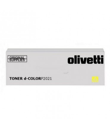 Toner D-Color P2021 P2121 P2126 yellow