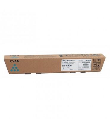Toner MP C306 C307 C406 cyan