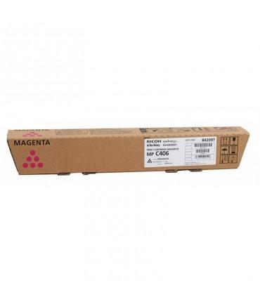 Toner MP C306 C307 C406 magenta