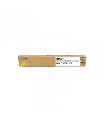 Toner Aficio MP C2051 C2551 yellow