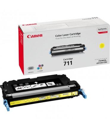 Toner 711 LBP 5300 5360 MF 8450 9170 yellow