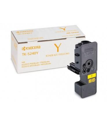 Toner Ecosys P5026 M5526 yellow
