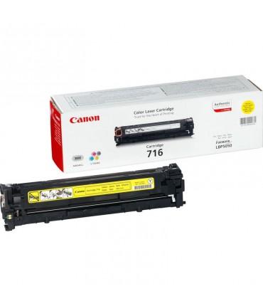 Toner 716 LBP 5050 MF 8030 8040 8050 yellow