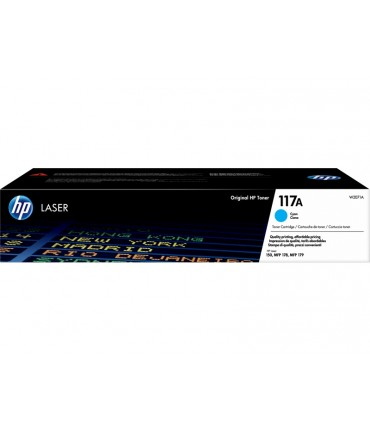 Toner Laser Couleur HP 150a 150nw 178nw 179fnw cyan