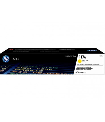 Toner Laser Couleur HP 150a 150nw 178nw 179fnw yellow