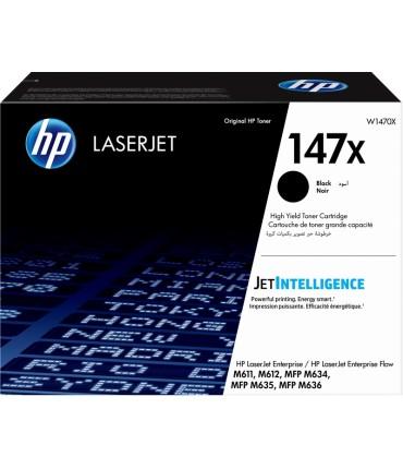 Toner 147X Laserjet Entreprise M611 M612 M635 M636