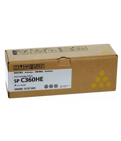 Toner C360HE SP C360 C361 yellow