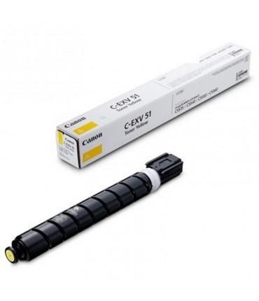 Toner CEXV51 iR C5500 5535 5540 5550 5560 yellow