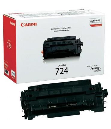 Toner CRG724 i-Sensys LBP 6750 6780 M512X