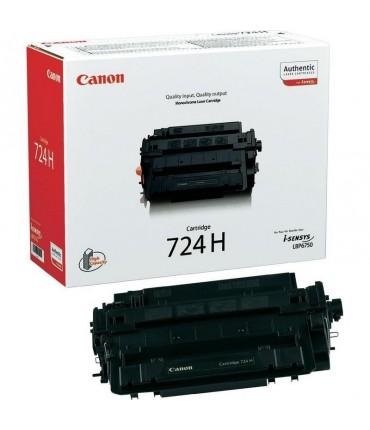Toner CRG724H i-Sensys LBP 6750 6780 MF512X grande capacité