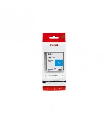 Cartouche PFI120C iPF TM200 TM205 TM300 TM305
