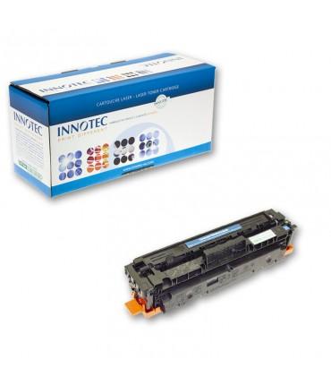 Toner compatible HP Clr LJ Pro M454 M479 M480 cyan sans puce