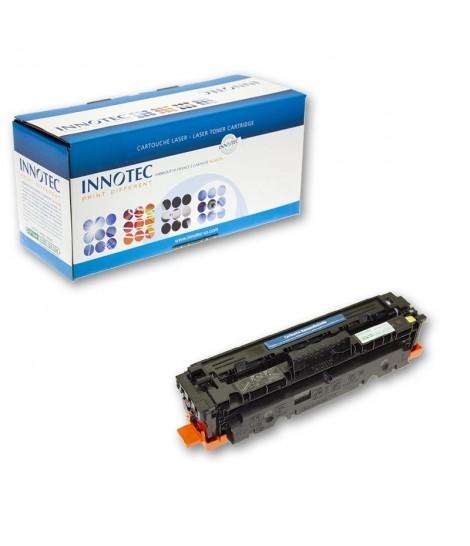 Toner compatible HP Clr LJ Pro M454 M479 M480 yellow sans puce