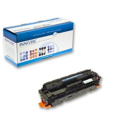 Toner compatible HP Clr LJ Pro M454 M479 M480 magenta sans puce