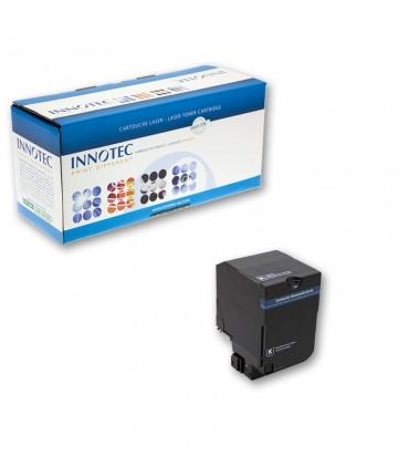 Toner compatible Lexmark CS720 CS725 noir petite capacité