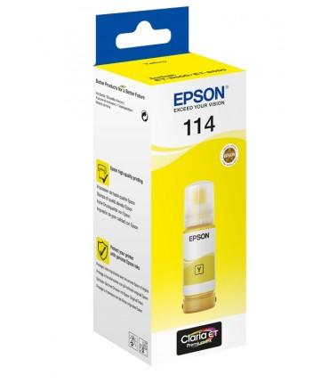 Recharge EcoTank 114 ET 8500 8550 yellow