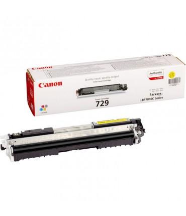 Toner 729 I-Sensys LBP 7010c 7018c yellow
