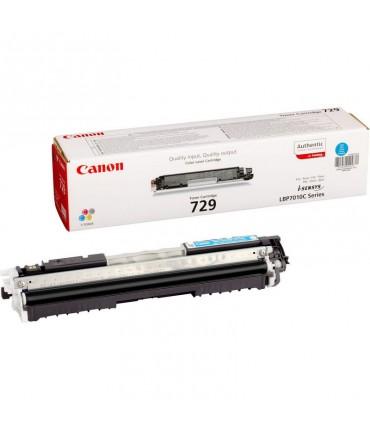 Toner 729 I-Sensys LBP 7010c 7018c cyan