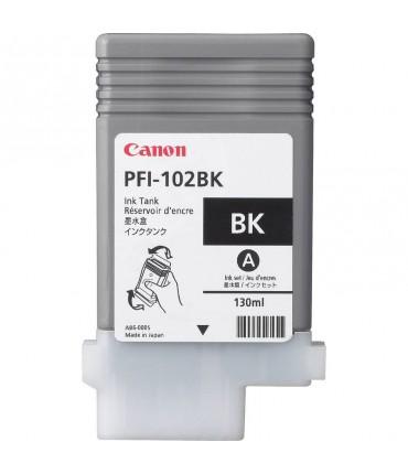 Cartouche PFI 102 - IPF 500 600 610 700 710 750 765 LP24 noir