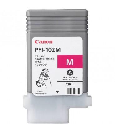 Cartouche PFI 102 - IPF 500 600 610 700 710 LP24 magenta