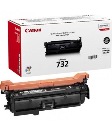 Toner 732 LBP 7780Cx noir capacité standard