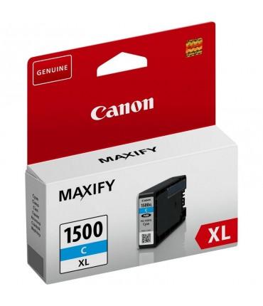 Recharge PGi-1500XL Maxify MB 2050 2150 2155 2350 2750 2755 cyan